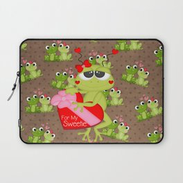 For My Sweetie Laptop Sleeve
