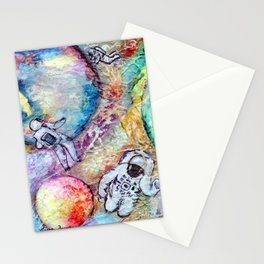 Space Walk 2019 Stationery Cards