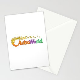 astroworld Stationery Cards