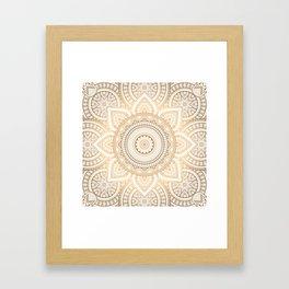 Radiant 02 Framed Art Print