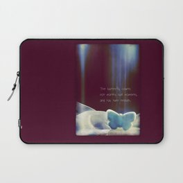 Spirit of the Butterfly Laptop Sleeve