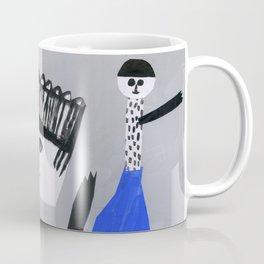Strange groove Coffee Mug