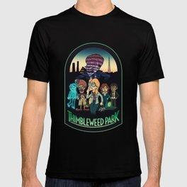 Thimbleweed Park T-shirt