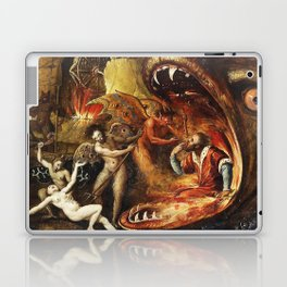 Demons and creatures Laptop & iPad Skin