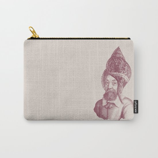 Haute Coiffure  /#5 Carry-All Pouch