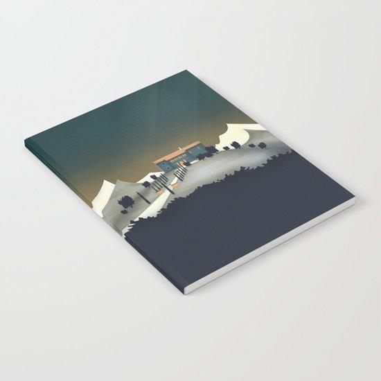 Secret Castle Notebook