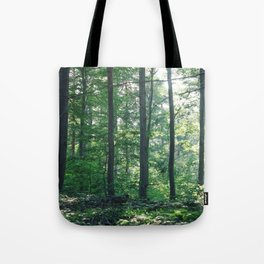 into the woods 12 Tote Bag
