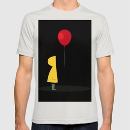 Red Balloon for 1 Penny T-shirt