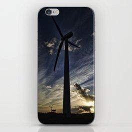 Turbines iPhone Skin