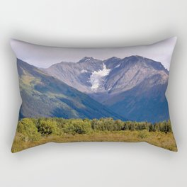 The Mountains Are Calling . . . III Rectangular Pillow