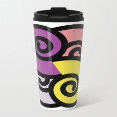 Spirals Travel Mug