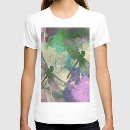 Dragonflies ZZ T-shirt