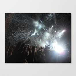 Concert Canvas Print