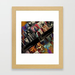 Everybody Else Is Doing It, So Why Can't We? Framed Art Print