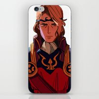 marx iPhone & iPod Skins featuring eldest prince of nohr by catherine