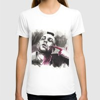 taxi driver T-shirts featuring Taxi Driver by Juan Pablo Cortes