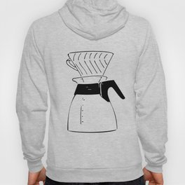 Coffee Tools: Pour-over Coffee Pot Hoody
