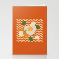 ramen Stationery Cards featuring Instant Ramen by Hesuh Park
