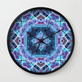Mirror Cube Wall Clock