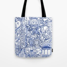Portugal collage Tote Bag