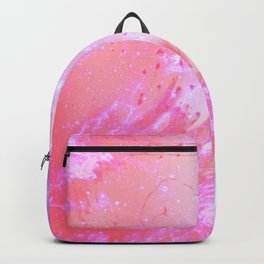 CLOUDS AND NEBULAE IN SPACE Backpack