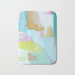 abstract life Bath Mat