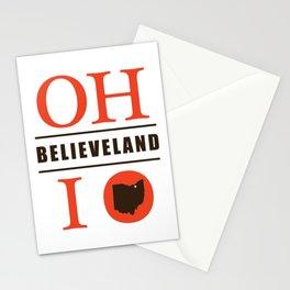 Believeland Stationery Cards