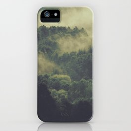 Nørdic Forest No. 2 iPhone Case