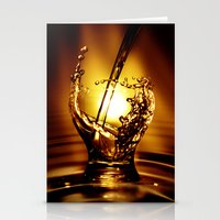 drink Stationery Cards featuring Drink by Digital Dreams