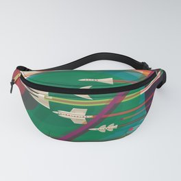 The Grand Tour Fanny Pack