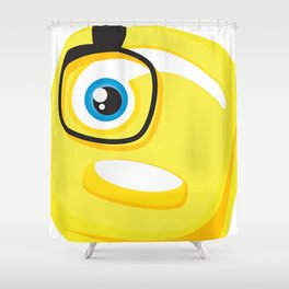 Oh ! Shower Curtain