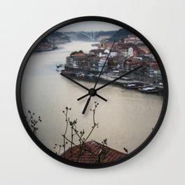 douro Wall Clock