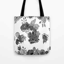 Flora 1 Tote Bag