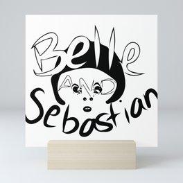 Belle and Sebastian #1 Mini Art Print