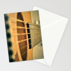 Taylor Acoustic Stationery Cards