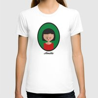 amelie T-shirts featuring Amelie by Juliana Motzko