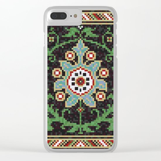 Christmas ornament Clear iPhone Case