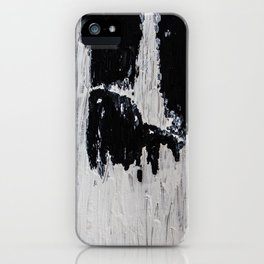 """The landscape of another planet"" iPhone Case"