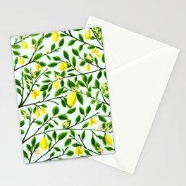 Lemon Tree Stationery Cards