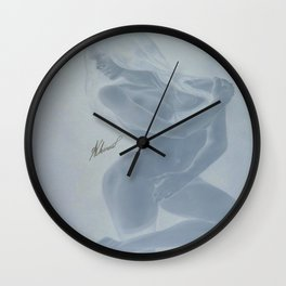 Control, Alex Chinea Pena Wall Clock