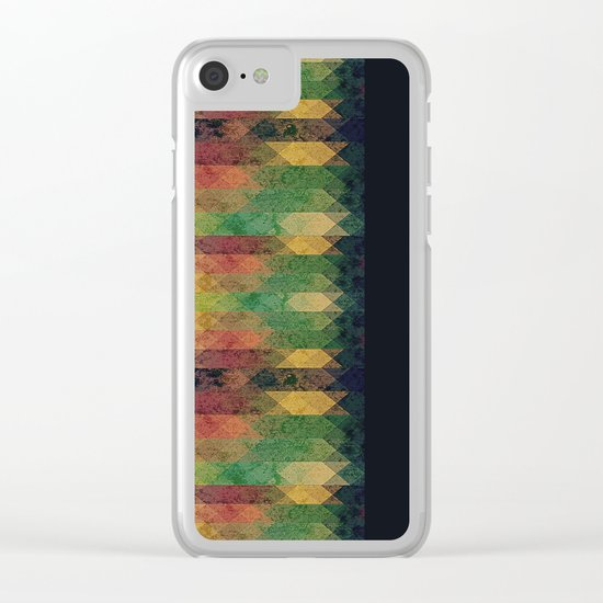 Live & Love Clear iPhone Case