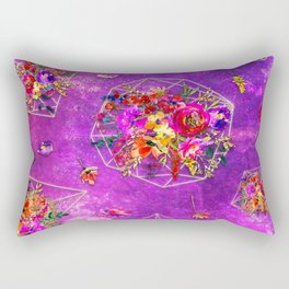 Falling Stars Rectangular Pillow