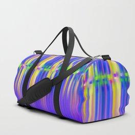 Seismic Shift Dusk Duffle Bag