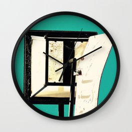 psychogeography 11 Wall Clock