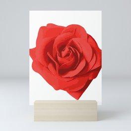 """Rose """"Queen of the Garden"""" Mini Art Print"""