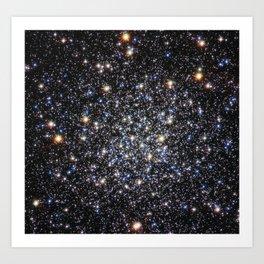 Messier 12 Art Print