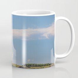 Thunderhead, Lake Sakakawea, North Dakota 2 Coffee Mug