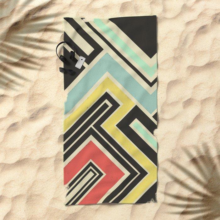 STRPS III Beach Towel