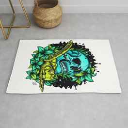 The Turtle Rug