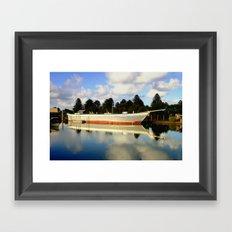 Rowitta Framed Art Print
